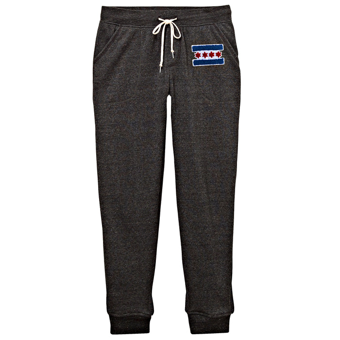 Chicago Flag Jogger Sweatpants