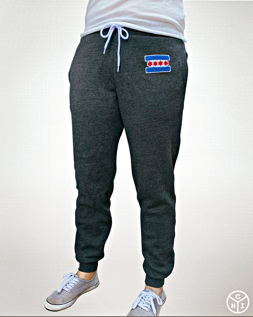Chicago Flag Sweatpants