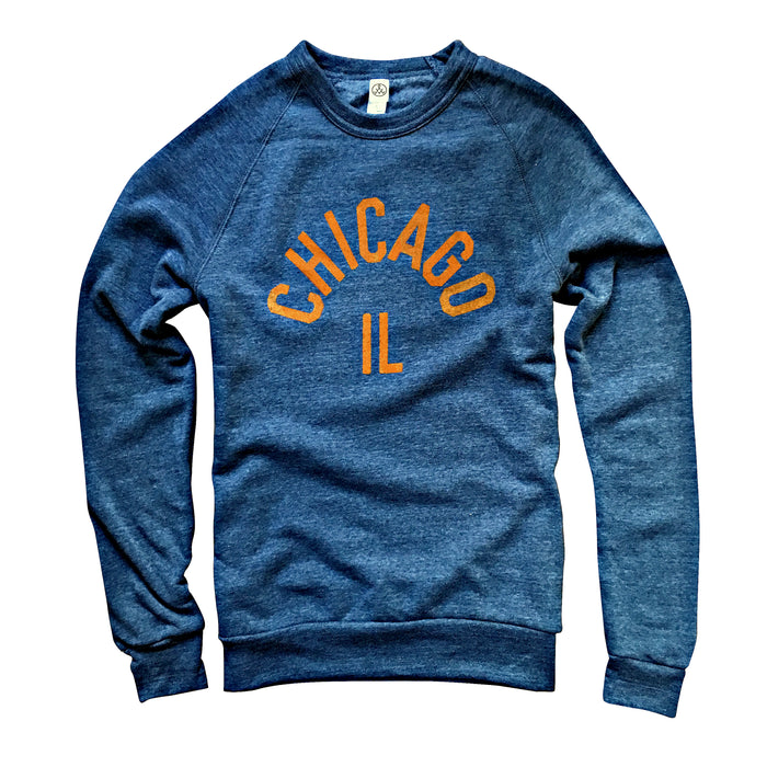 Chicago IL Crewneck Sweatshirt