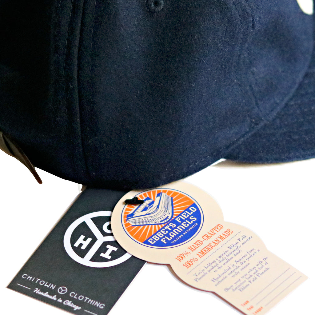Chicago Municipal Logo Cap | Blue