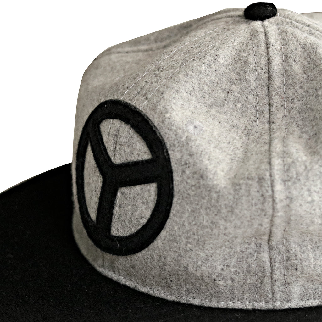 Chicago Municipal Logo Cap | Heather Gray