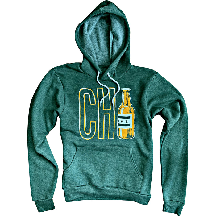 Chicago St. Patrick's Day Hoodie