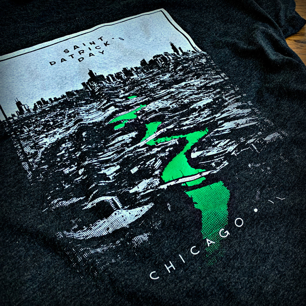 Chicago St. Patrick's Day Shirt