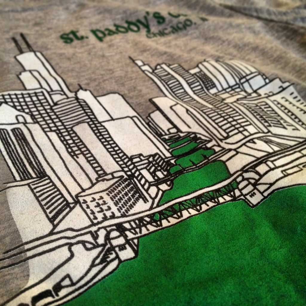 Chicago St. Patrick's Day Tee