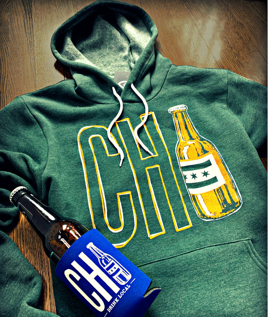 Chicago St. Patrick's Day Sweatshirt