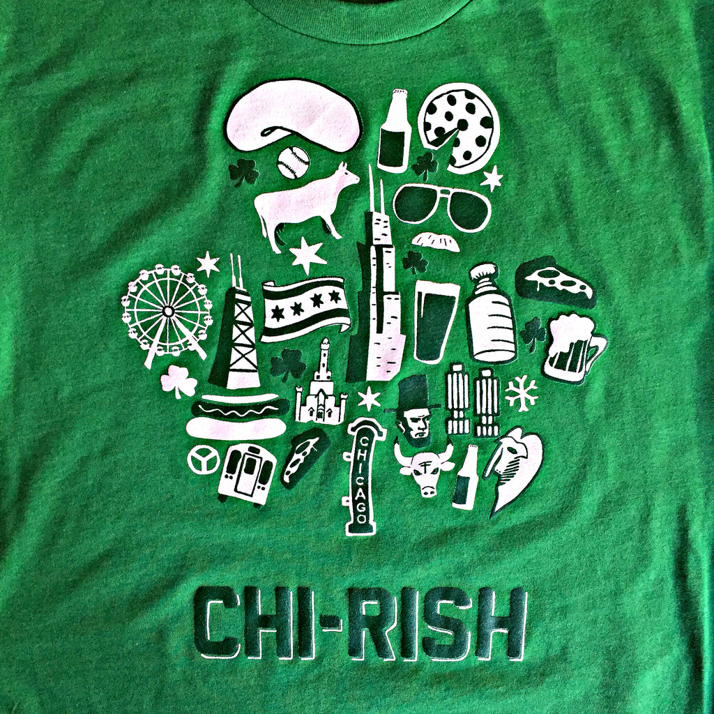 Chicago St. Patrick's Day T-Shirt