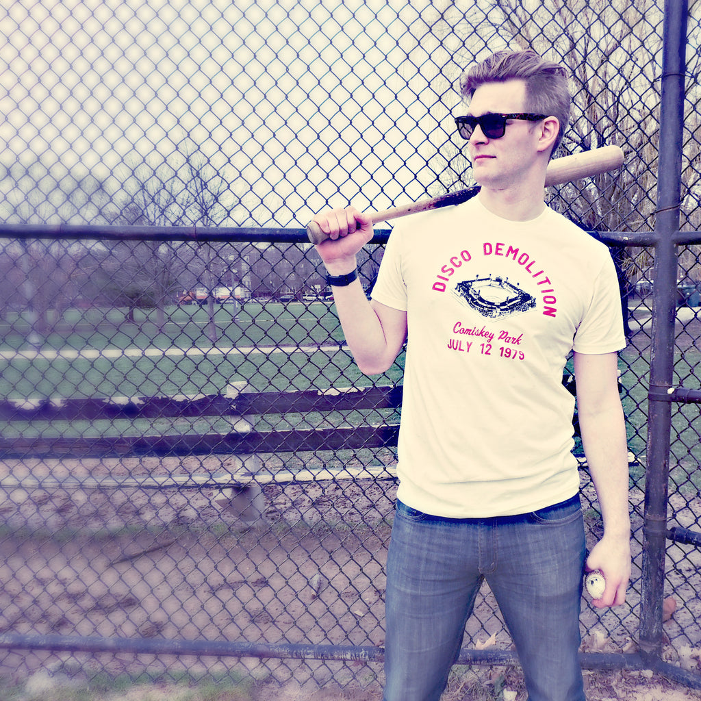 Disco Demolition White Sox Shirt