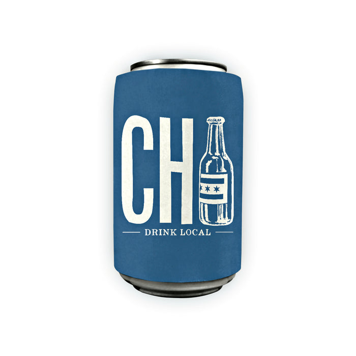 Drink Local Koozie