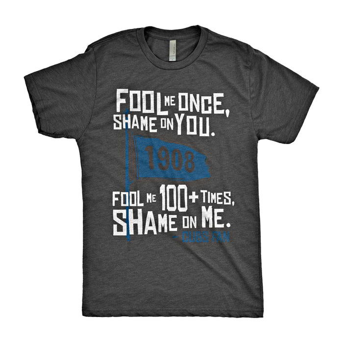 Fool Me Once Shirt