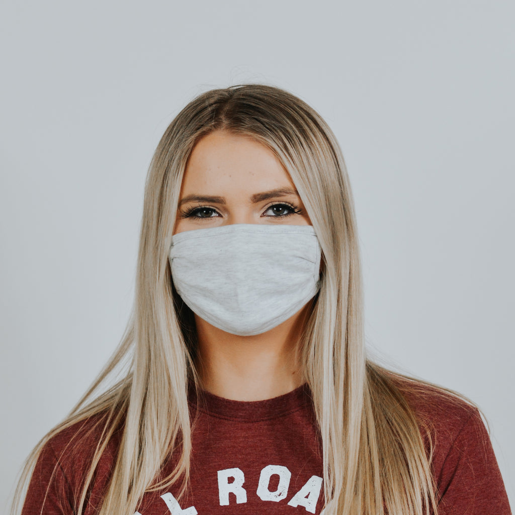 Adjustable Fabric Mask