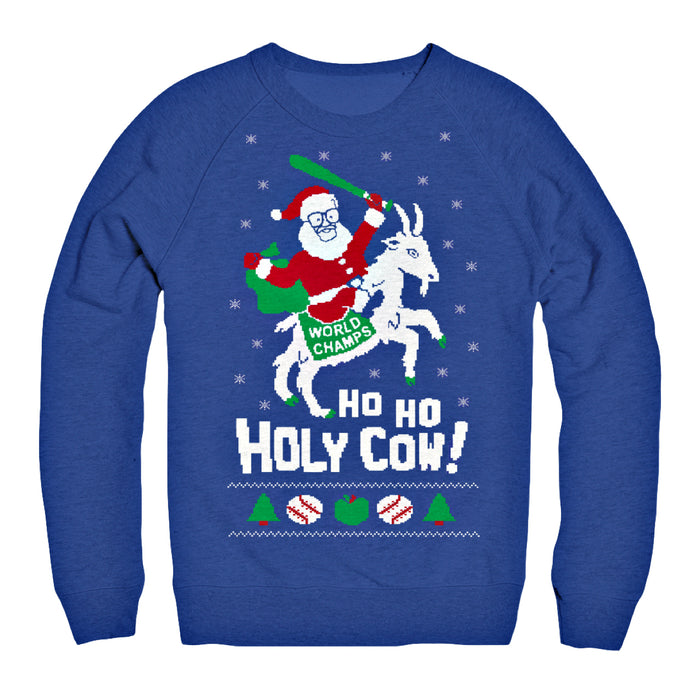 Holy Cow Sweater