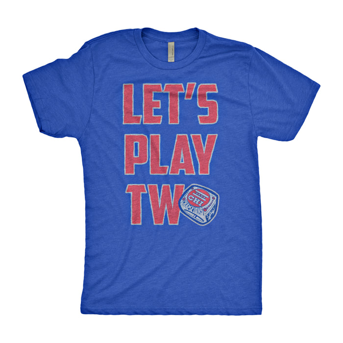 Let's Play Two Shirt
