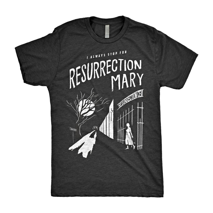Resurrection Mary Cemetary Shirt