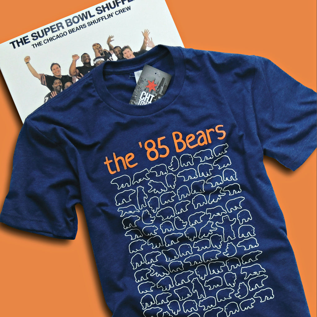 The '85 Chicago Bears Shirt