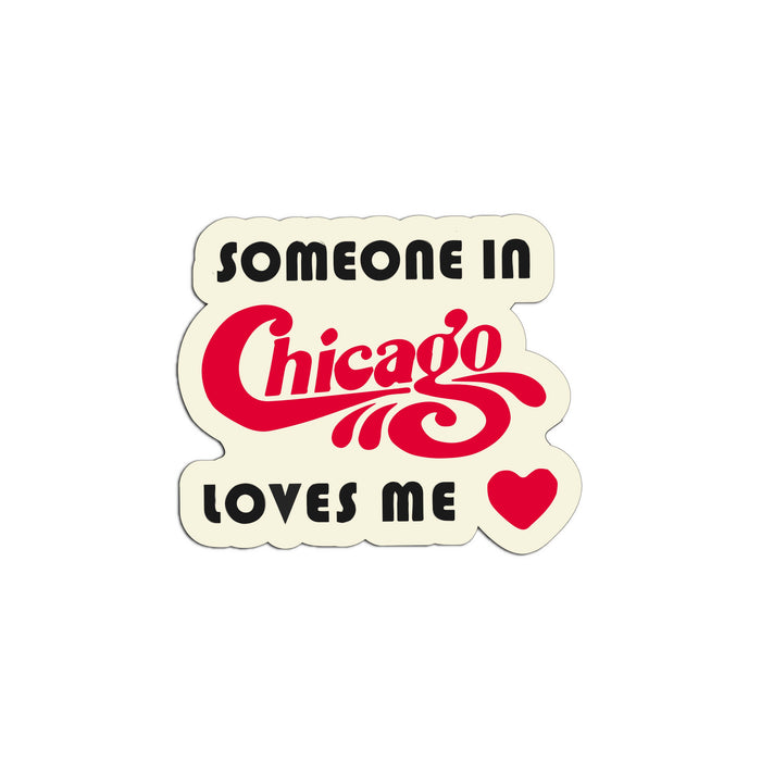 Cute Chicago Sticker