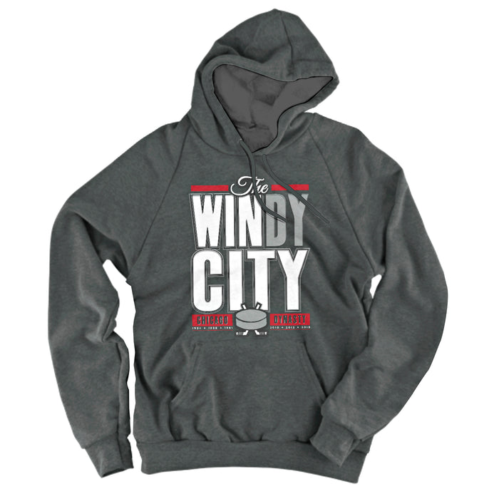 Windy City Hockey Hoodie
