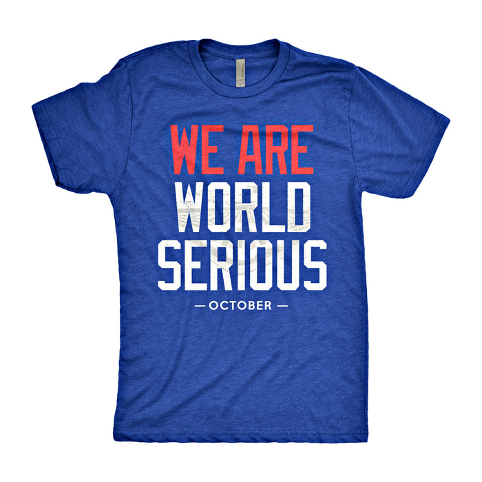 World Serious Shirt