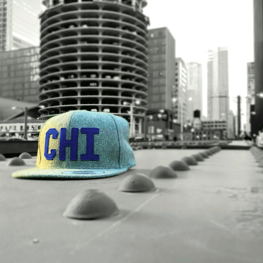 Chicago Baseball Hat