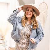 Salem Denim Jacket Curvy