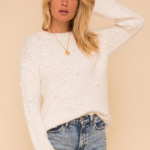 Snow Bunny Sweater