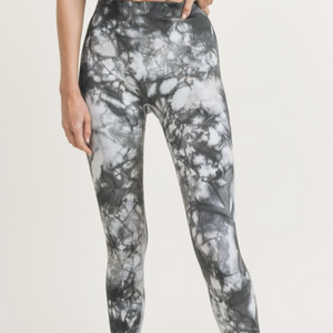 Glass Tie-Dye Leggings