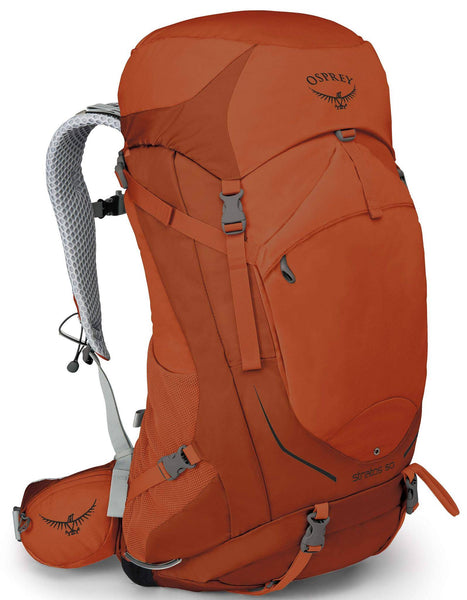 Best Backpack for Weekend Trips: Osprey Packs Stratos 50 Backpacking Backpack