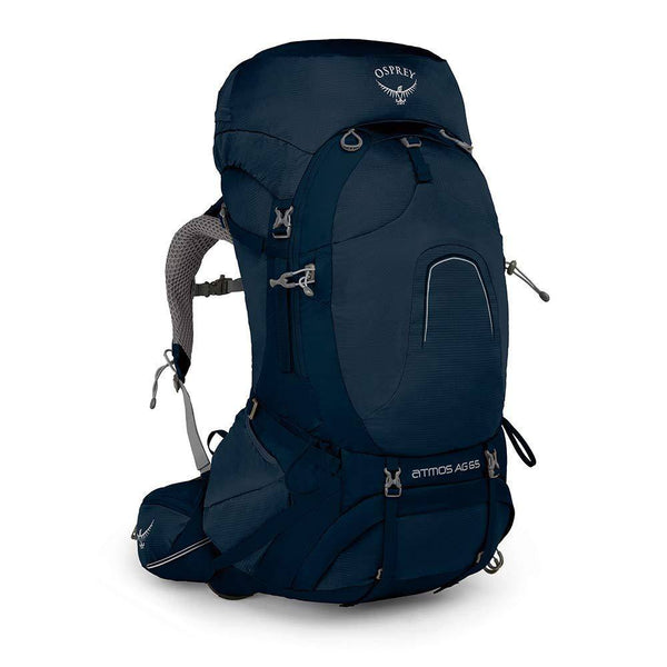Best Backpack for Multi-Day Trips: Osprey Packs Atmos Ag 65 Backpack