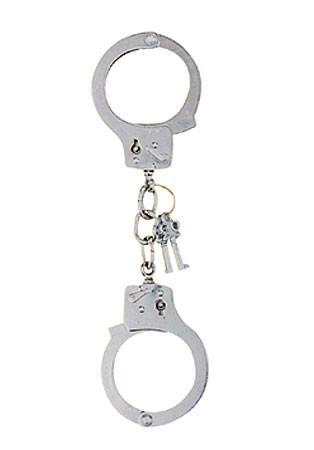 10083 Rothco Steel Handcuffs