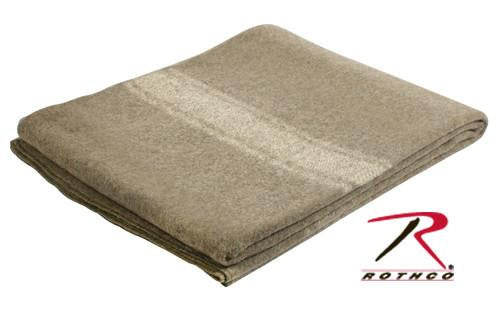 10244 Rothco Wool European Surplus Style Blanket