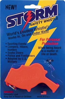 10359 Rothco Storm All Weather Safety Whistle