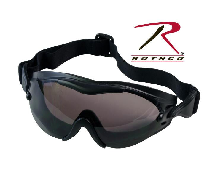 10397 Rothco SWAT Tec Single Lens Tactical Goggles