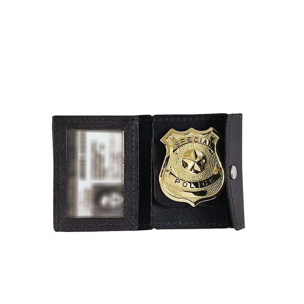 1129 Rothco Leather ID / Badge Holder