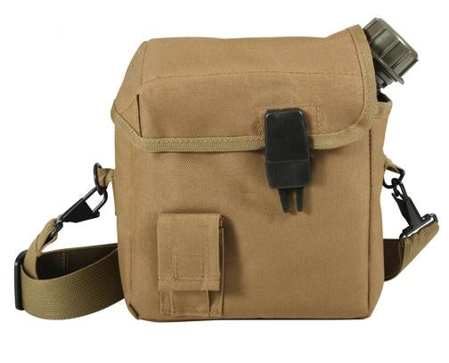 1287 ROTHCO COYOTE BLADDER CANTEEN COVER - MOLLE