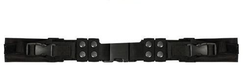 16491 ROTHCO BLACK TACTICAL BELT