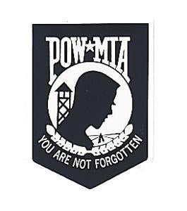 1699 Rothco P.O.W./M.I.A. Decal