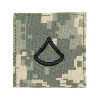 1761 Rothco ACU Digital Private 1st Class Insignia