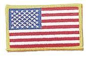 "17775 Rothco Us Flag Patch / 2"" X 3"""