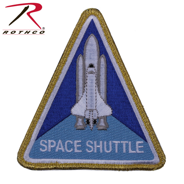 1886 NASA Space Shuttle Morale Patch