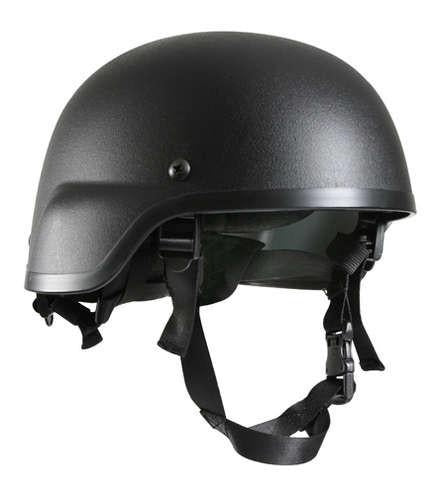 1995 ROTHCO ABS MICH-2000 REPLICA TACTICAL HELMET / BLACK