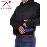 2071 Rothco Concealed Carry Hoodie - Black