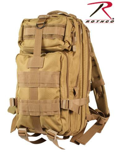 2289 Rothco Medium Transport Pack - Coyote
