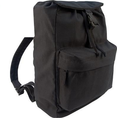 2369 ROTHCO CANVAS DAYPACK - BLACK