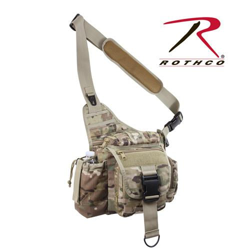 2538 Rothco Advanced Tactical Bag - Multicam