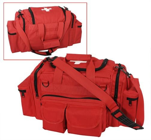 2659 ROTHCO EMT BAG - RED