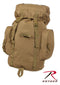 2748 Rothco 25l Tactical Backpack - Coyote