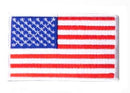 "2777 Rothco Us Flag Patch - White Border / 2"" X 3"""