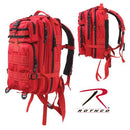 2977 Rothco Medium Transport Pack - Red