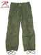 3186 Rothco Women's Olive Drab Vintage Paratrooper Fatigues