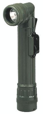 324 Rothco Olive Drab Mini Army Style Flashlight