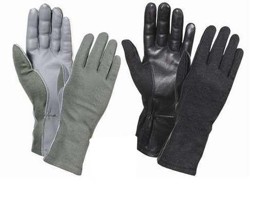 3457 ROTHCO G.I. TYPE FLAME & HEAT RESISTANT FLIGHT GLOVES